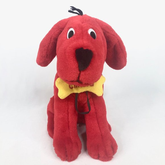 Rare Vintage Scholastic Clifford The Big Red Dog